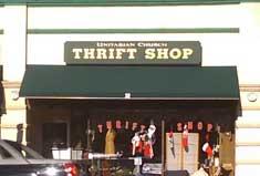 Snuuc Thrift Shop